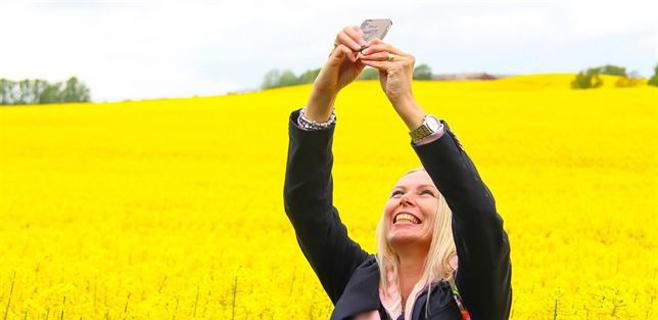 El fenómeno 'selfie' hace que aumenten las cirugías estéticas