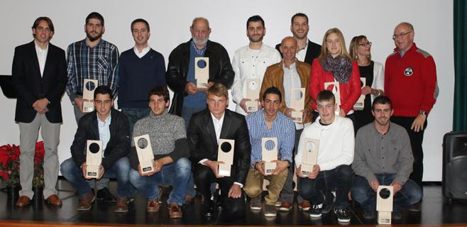 Santanyí premia a sus deportistas más destacados