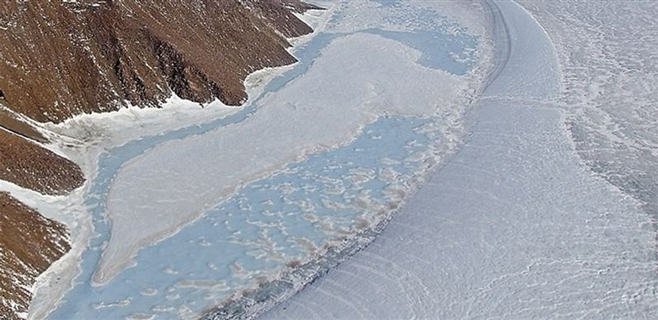 La NASA revela una pérdida acelerada de hielo en Groenlandia