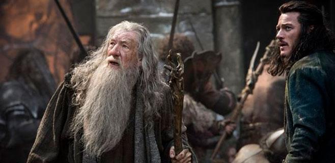 El Hobbit sigue reinando en la taquilla navideña