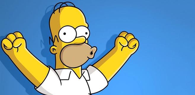 Los Simpson cumplen 25 años con Homer como gran estrella