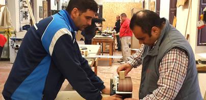 Inca pone en marcha 3 talleres para formar a 30 parados
