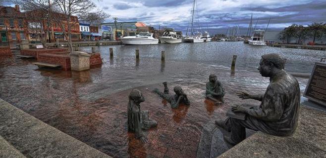 El cambio climático causará continuas inundaciones en USA
