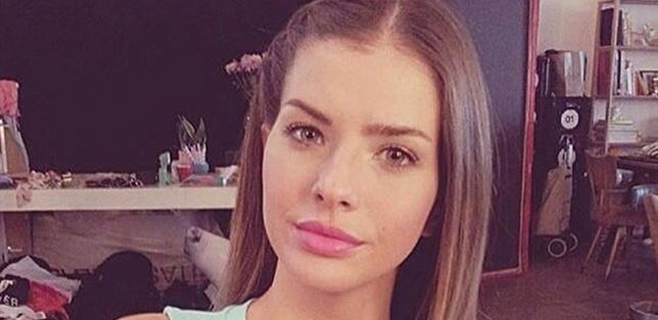 La novia de Bisbal cobra 50.000€ por posar en un photocall
