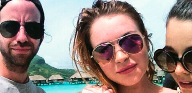 Lindsay Lohan se contagia del Chikungunya
