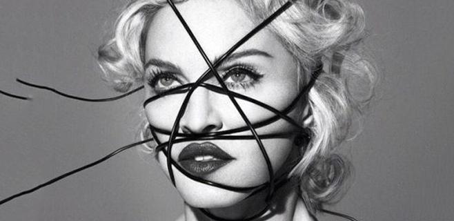 Madonna estrena single y anuncia nuevo disco