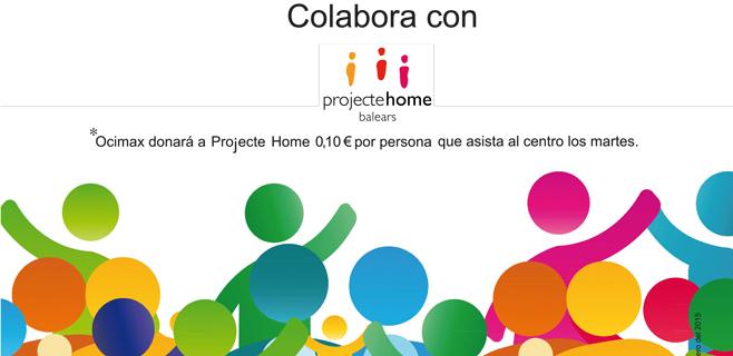 Ocimax y Projecte Home inician los