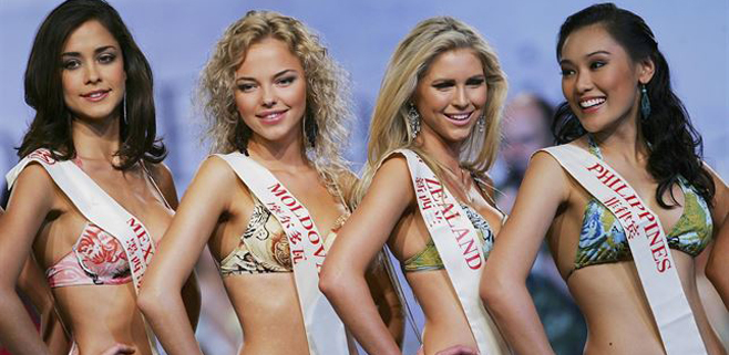 Miss Mundo prohíbe los bikinis