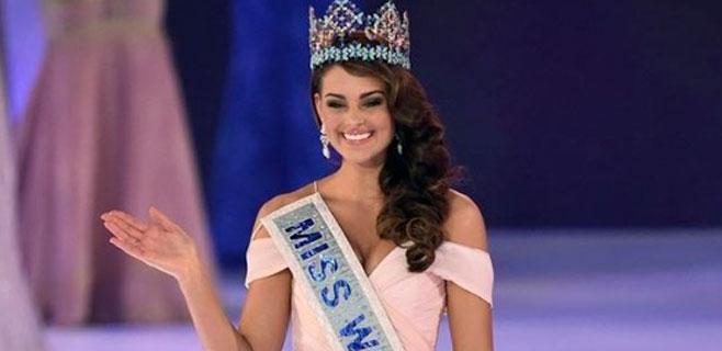 Una sudafricana se alza como Miss Mundo 2014