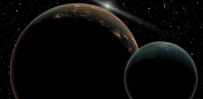 La nave New Horizons