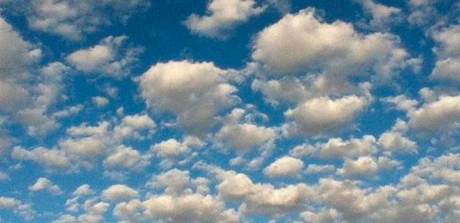Propuesta para fabricar nubes más brillantes