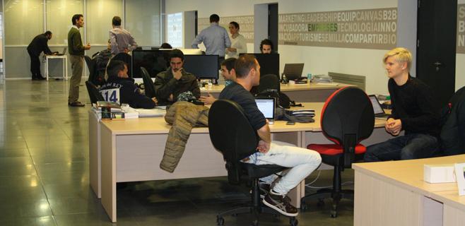 8 de cada 10 proyectos iniciados en el Parc Bit se consolidan como empresas