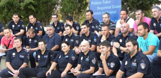 El Programa de Policía Tutor llega ya al 93% de los municipios de las Islas