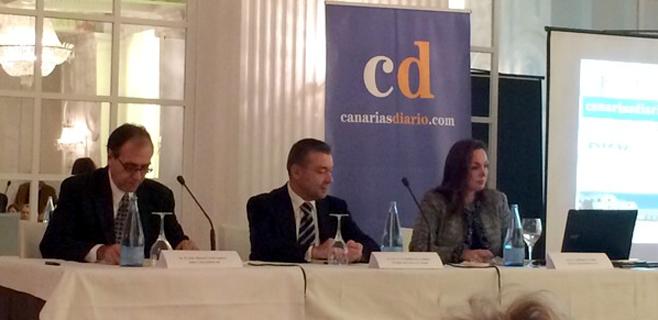 Gran éxito de la presentación de canariasdiario.com