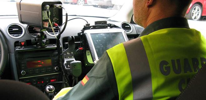La DGT ha recaudado en Balears 6,21 millones de euros en multas de radar