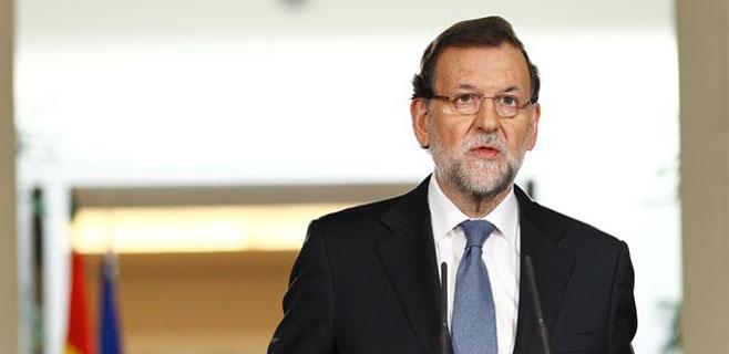 Rajoy afirma que el 2015 será el año del