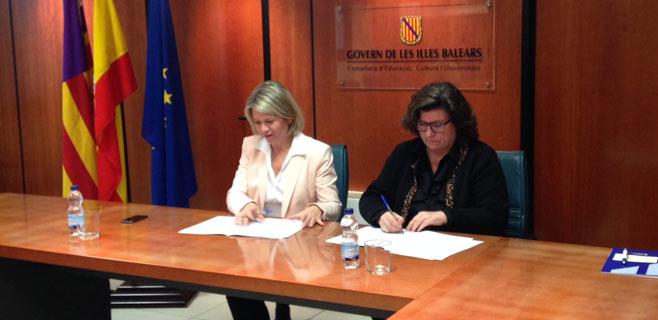 Govern y Consell destinan 250.000€ al transporte de niños con necesidades