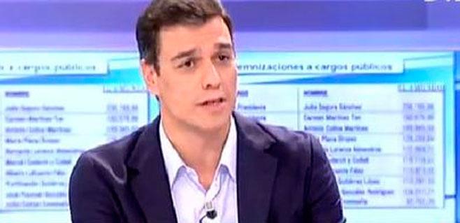 Pedro Sánchez pide que Cristina renuncie a sus derechos dinásticos
