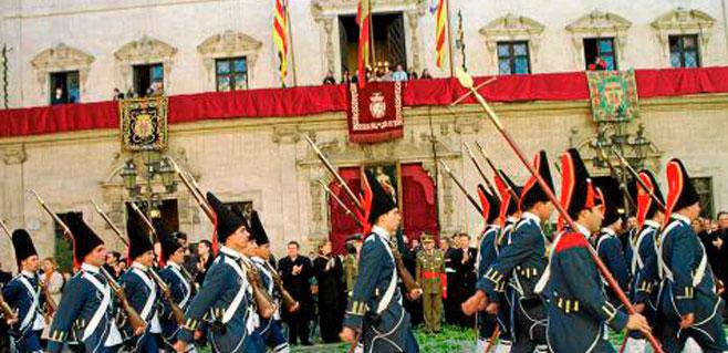Cort organiza 4 días de puertas abiertas antes de la Festa de l'Estendard