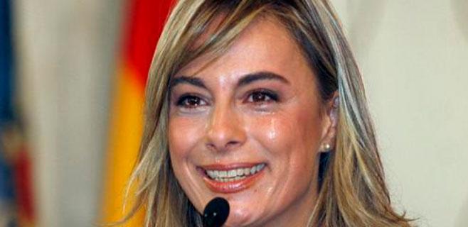 Dimite la alcaldesa de Alicante