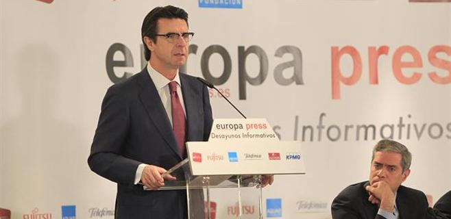 Soria dice que el impuesto al petróleo extraído en España será del 8%