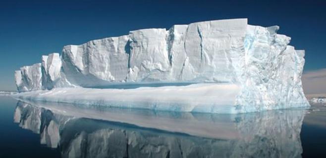 Las temperaturas de la Antártida suben desde hace 50 años