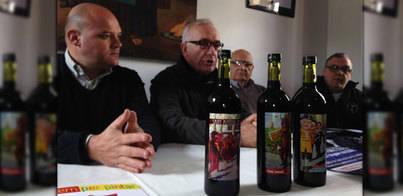 Sa Pobla presenta el vi de sant Antoni 2015