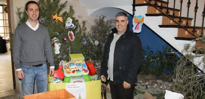 Santanyí recoge 400 juguetes para niños necesitados
