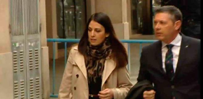 El juez envía a juicio a dos abogados por grabar la declaración de la infanta