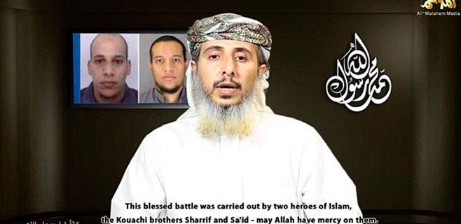 Al Qaeda del Yemen reivindica el atentado contra Charlie Hebdo
