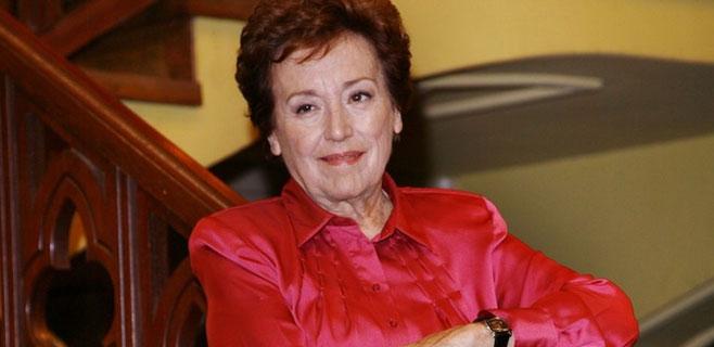 Muere Amparo Baró