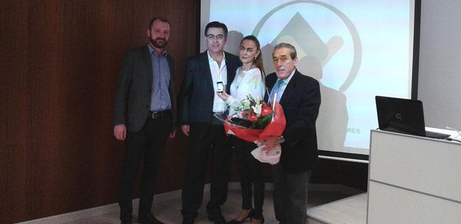 Toni Abrines asume la presidencia de AVIBA tras la salida de Sylvia Riera