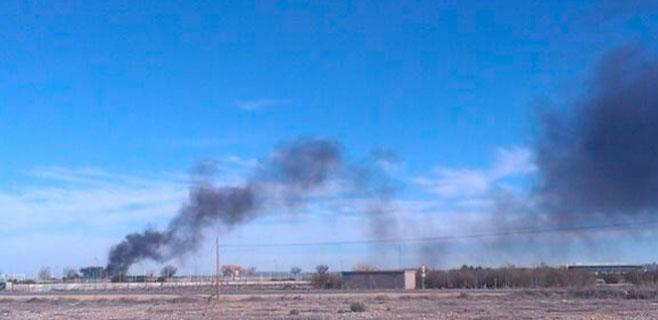 10 muertos al estrellarse un F-16 en Albacete