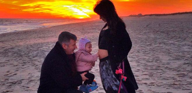 Alec Baldwin y su mujer mallorquina esperan un hijo