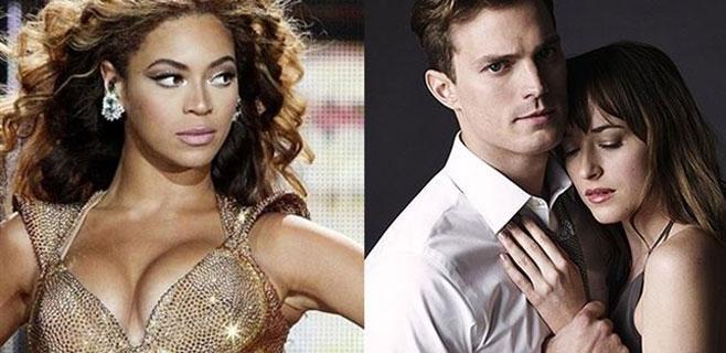 Beyoncé está escandalizada con 50 sombras de Grey