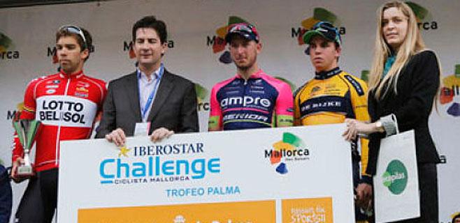 La Challenge se convierte en 'Playa de Palma Challenge Ciclista a Mallorca'