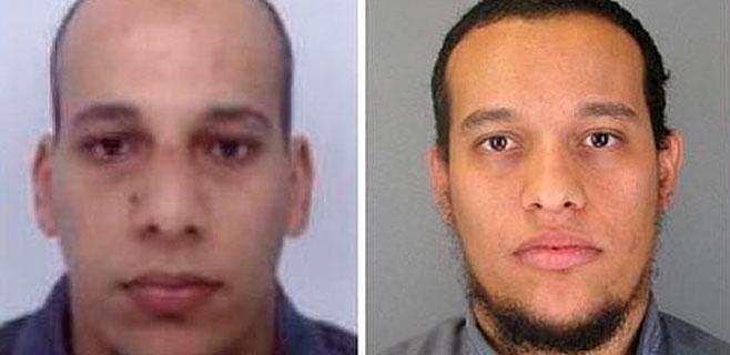 Los asesinos de Charlie Hebdo están acorralados