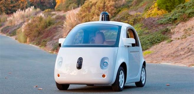 El coche autónomo de Google saldrá al mercado en 2020