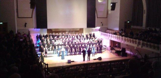 El Mallorca Gay Men's Chorus, en Londres