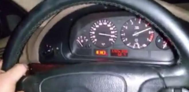 Imputado por subir un vídeo conduciendo a 240 km/h