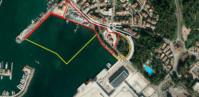 Sale a concurso la gestión de la nueva dársena de barcos de recreo en Alcúdia