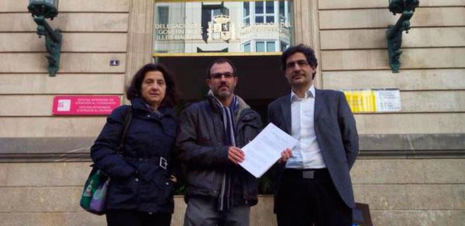 Més denuncia a Repsol, Cepsa y BP por el precio del carburante en Balears