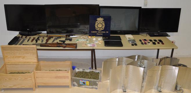 Desarticulada una red de traficantes de droga que operaba en Manacor