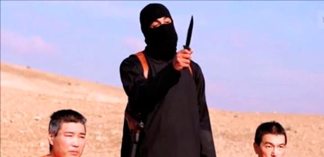 El Estado Islámico amenaza con ejecutar a dos japoneses