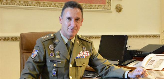 Defensa asciende a General de División al comandante general de Balears