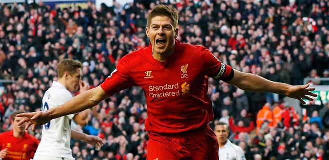 Gerrard anuncia que abandona el Liverpool a final de temporada