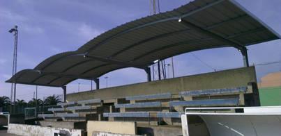 El Ajuntament empieza la reforma del campo de fútbol