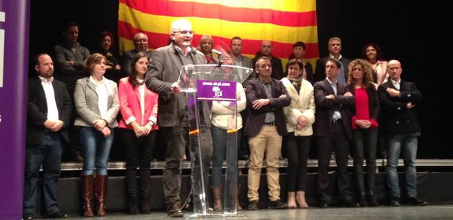 Jaume Font y Antoni Pastor serán candidatos al Govern y Consell por el PI