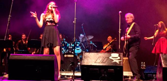 Lorena Ares presenta nuevo disco en su ciudad natal
