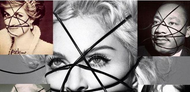 Madonna la lía al compararse con Mandela o Diana